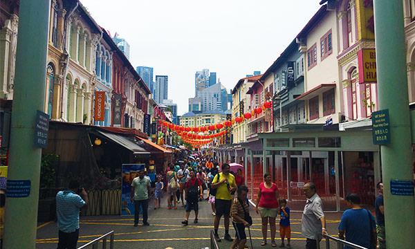 Read more about the article 【新加坡景點】中國城牛車水|景點、美食推薦