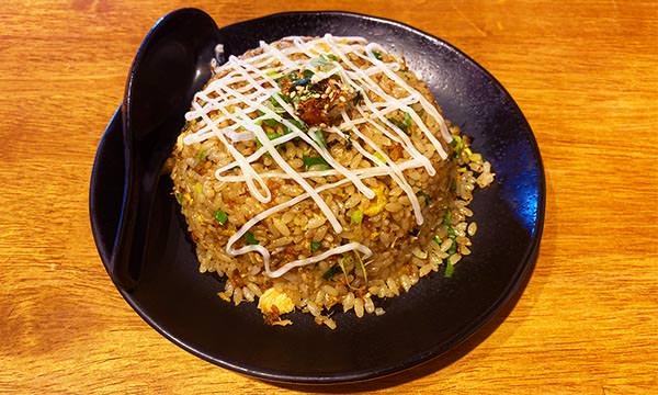 八條壽司鮭魚炒飯