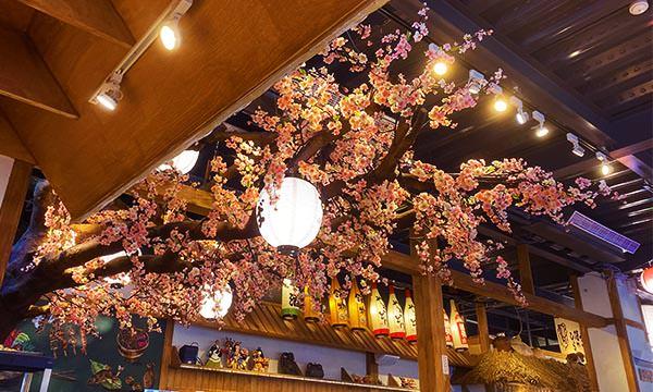 八條壽司櫻花