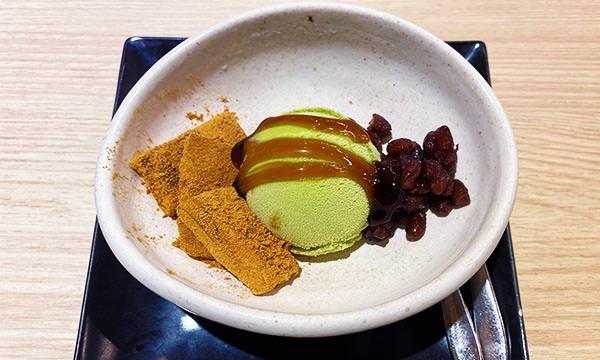 日式蕨餅冰淇淋