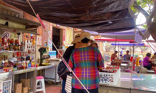 民俗文化村美食