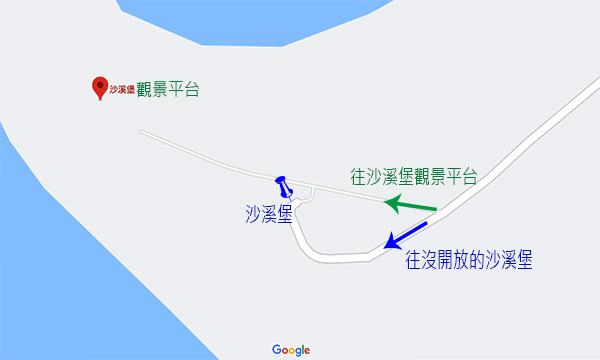 沙溪堡交通