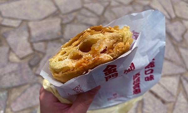 【金門美食】閩式燒餅專賣店|不同於台式燒餅的好滋味