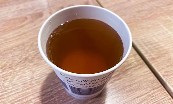 食指大丼冬瓜茶