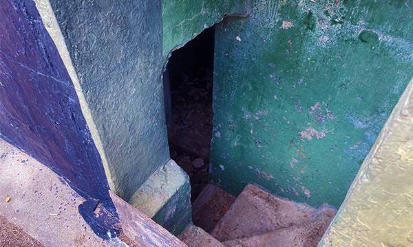 馬山觀測所防空洞