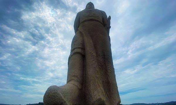 鄭成功雕像