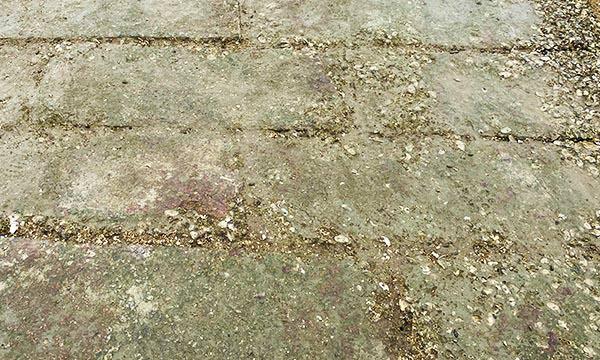 建功嶼石板步道
