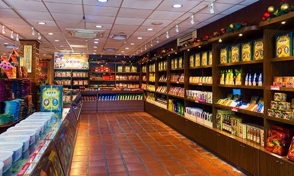 【金門伴手禮】陳金福號|金門貢糖創始百年老店