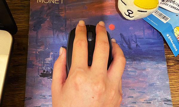 一般滑鼠大小