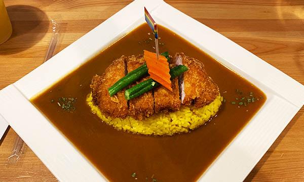 天王豬排咖哩