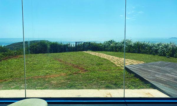 戰爭和平紀念公園主題館海景