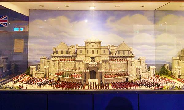 袖珍博物館 城堡