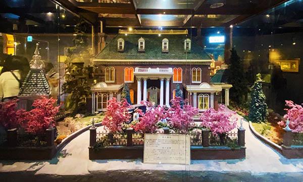 袖珍博物館 豪宅娃娃屋