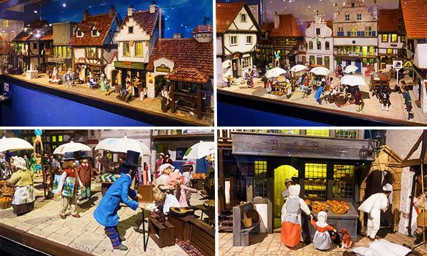 袖珍博物館 街景模型