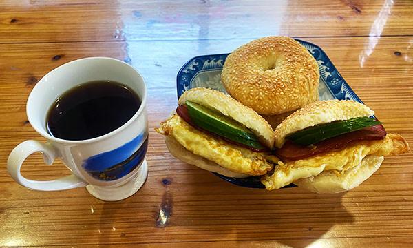 溫馨民宿 早餐