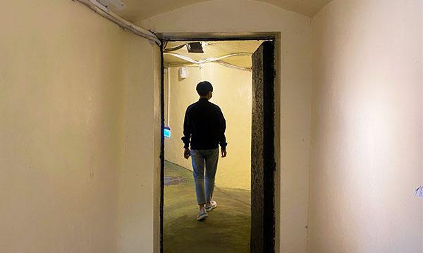 勝利堡 走廊
