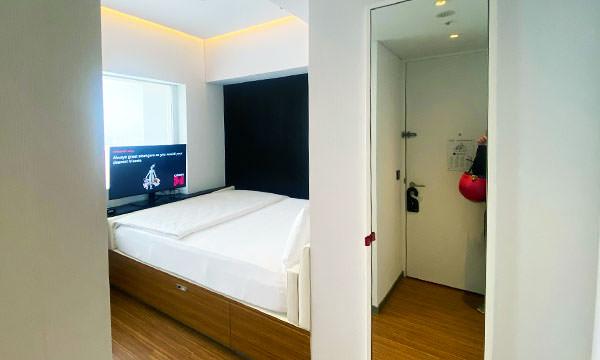 世民酒店 房間大小
