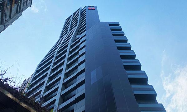 世民酒店 建築外觀