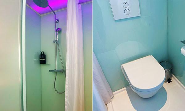 浴室和廁所
