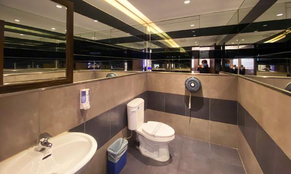 凱悅KTV 包廂內有廁所