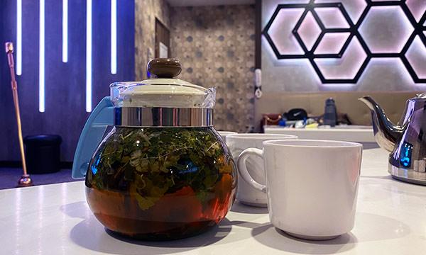 養生菊花茶