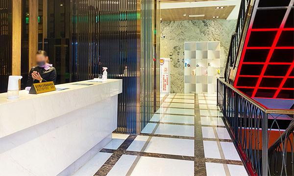 凱悅KTV新莊店大廳