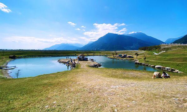 崇德瑩農場 心湖