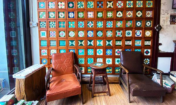 【嘉義景點】花磚博物館 隱藏在古厝中的百年藝術