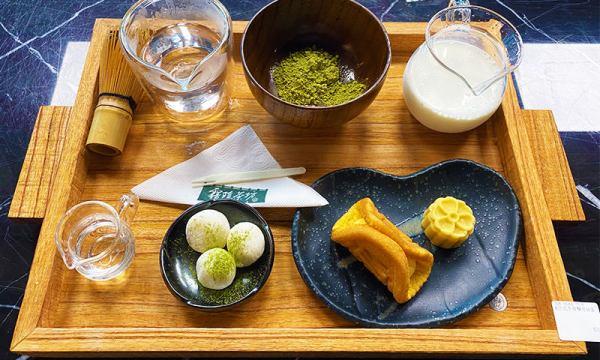 日式手作靜岡抹茶の餐