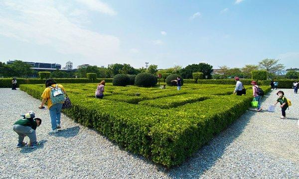 小迷宮花園
