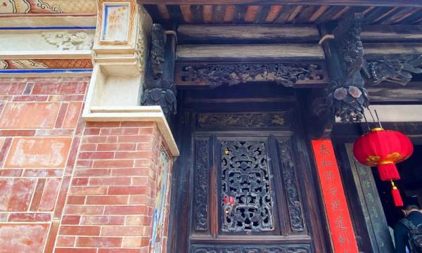 閩南傳統建築門