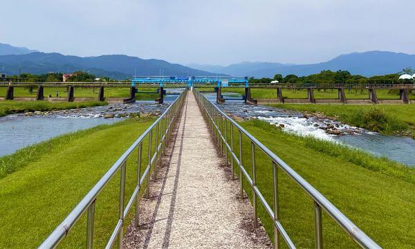 安農溪 分洪壩