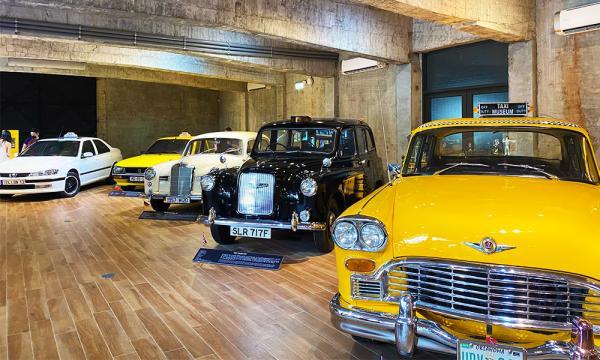 計程車博物館 古董車