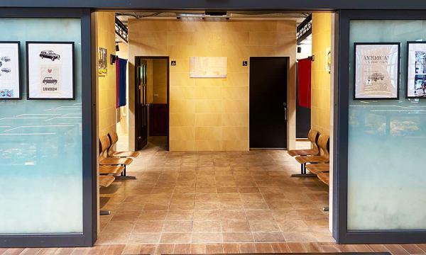 廁所和哺乳室