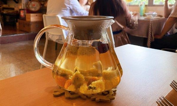 有機杭菊枸杞紅棗茶