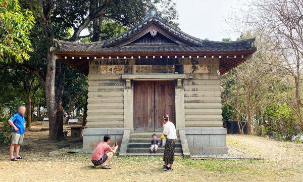 嘉義神社 祭器庫