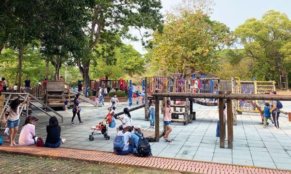 嘉義公園 兒童遊戲場
