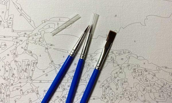 數字油畫 畫筆