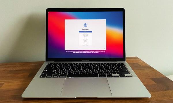 蘋果筆電設定
