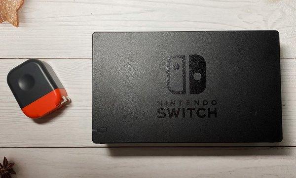 Allite B1與switch底座比較