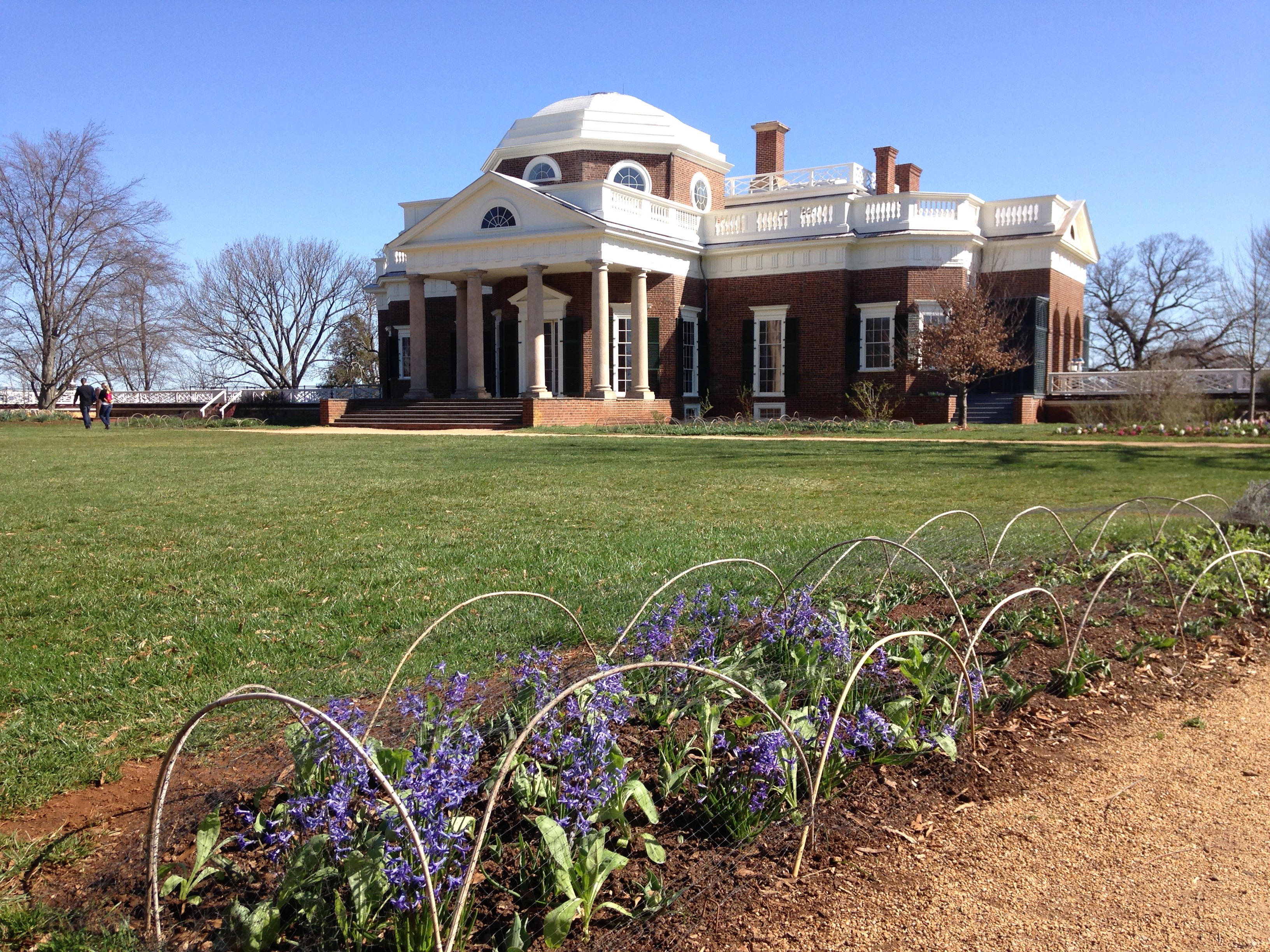 monticello essay After his term as president expired in 1809, jefferson lived full time at monticello  the house, which jefferson called his essay in architecture,.