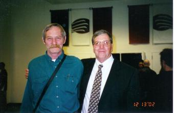 Uncle Jim and my Daddy