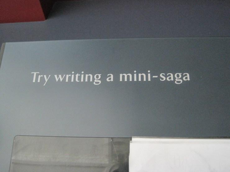Try writiing