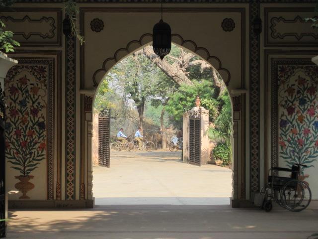 In Agra