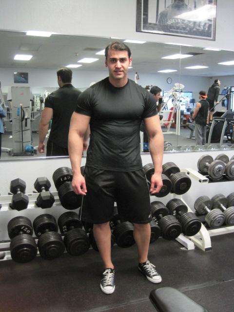 Rob in black