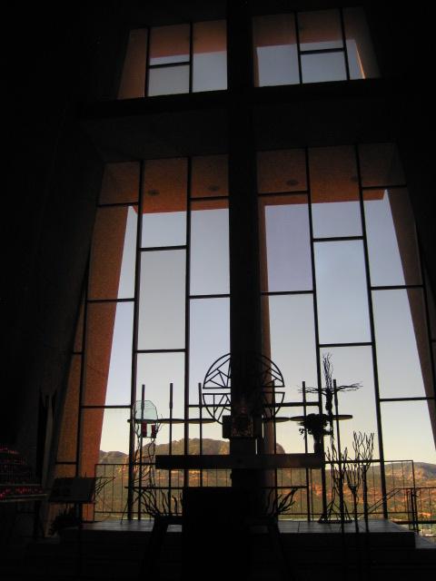 Chapel in