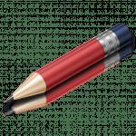 Shiny_Pencil_Icon_by_ApprenticeOfArt