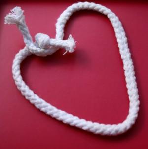 rope heart