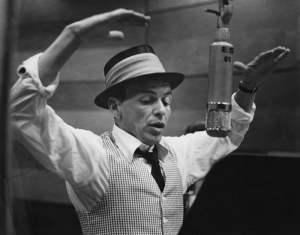 Sinatra: he stepped up