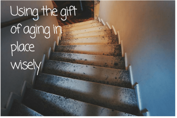 Using the giftof aging in placewisely
